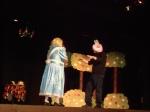 Escena obra teatral