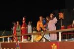 Durante la representación