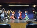 Sevillanas bailando