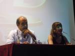 Presentando audiovisual