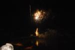 Fuegos artificiales fin de fiestas L. de la F