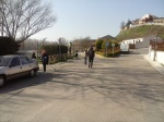 Caminantes por Simancas