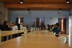 Mesa reunión