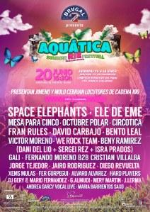 Cartel Aquatica