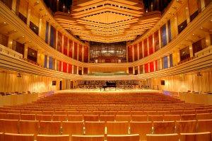 Sala de conciertos Budapest