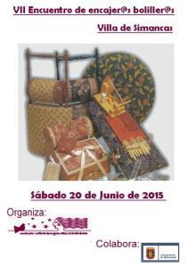 Cartel Bolilleras 2015