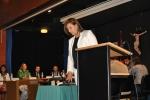 Rosa Ana Alba, concejal de Ciudadanos
