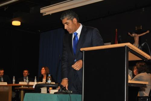 Alberto Plaza, nuevo alcalde de Simancas