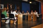 Mesa del pleno