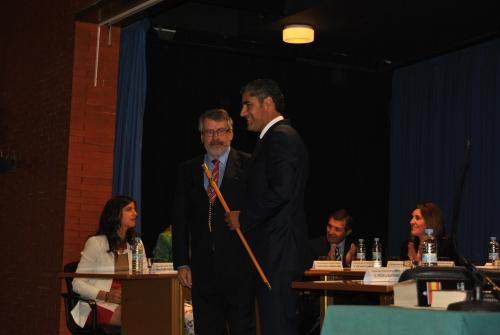 Proclamación alcalde