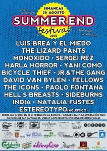 Cartel Summer End Festival 2015