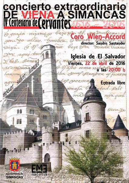 Concierto Viena en Simancas