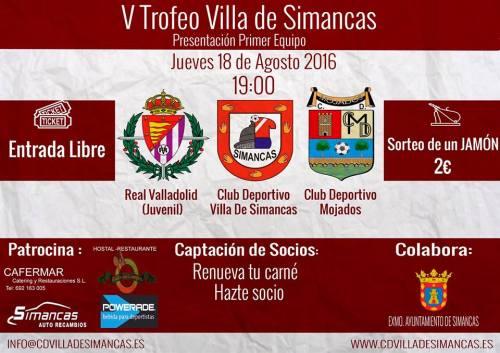 V Trofeo Villa de Simancas