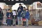 Actuación grupo clarinetes Escuela Municipal de Música