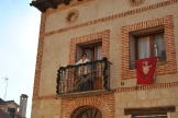 Posadera desde balcón