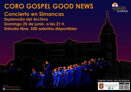 Concierto Coro Gospel