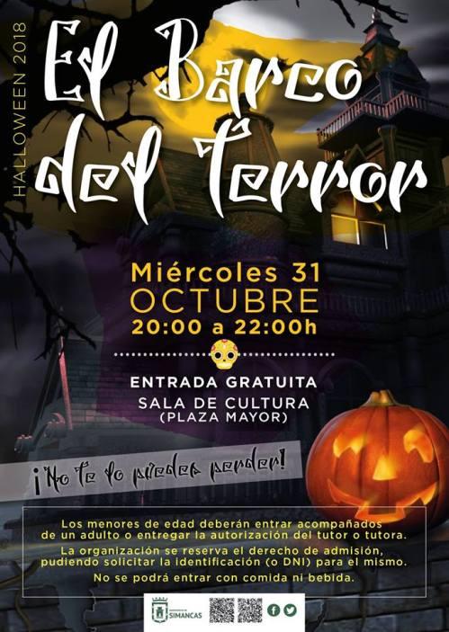Halloween en Simancas