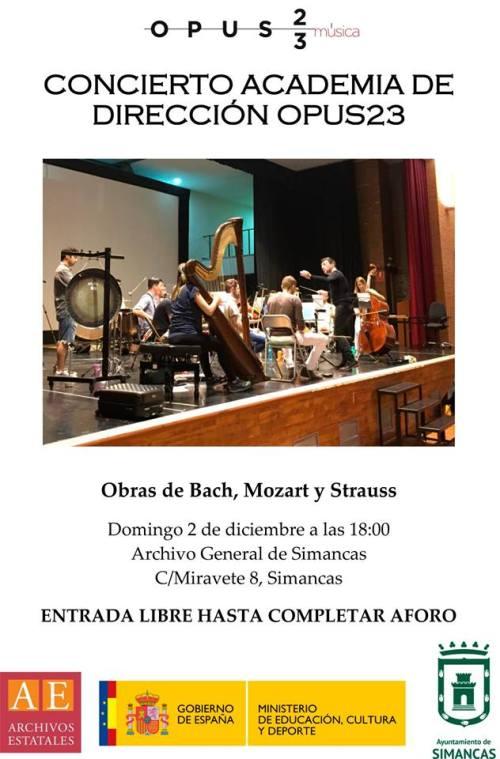 Concierto Opus 23
